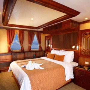 Grace guest cabin