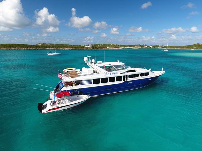 Yacht Il Capo