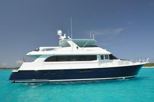 Yacht Island Girl