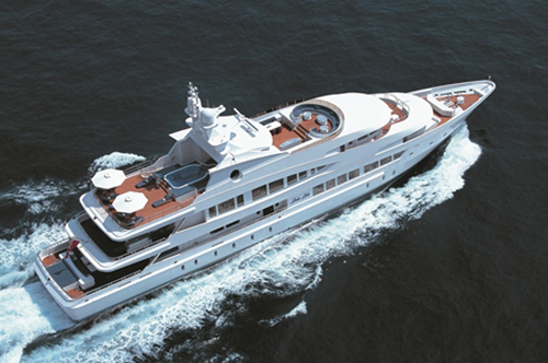 Yacht Lady Lola
