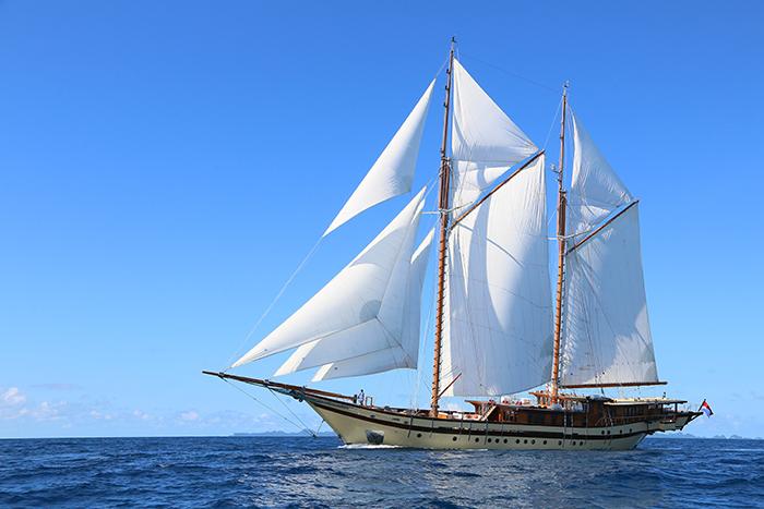 Yacht Lamima