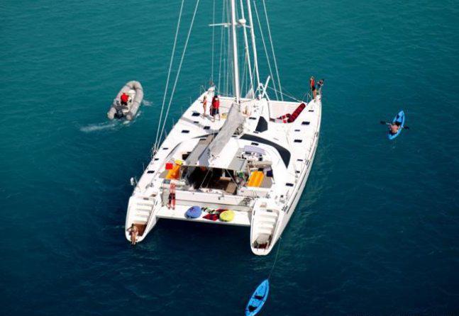 Catamaran Lolalita