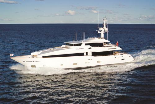 Yacht Masteka 2