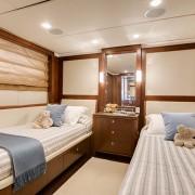 Masteka 2 twin cabin