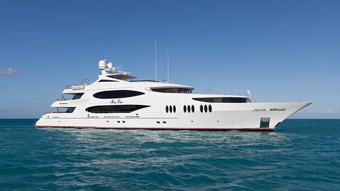 Mia Elise yacht