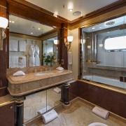 Mine Games master bathroom