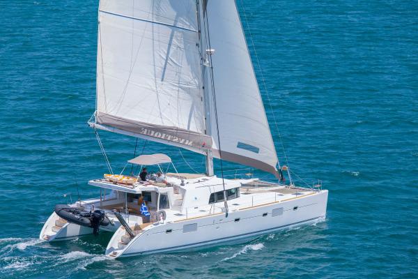 Catamaran Mystique