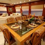 Ocean Pearl - Dining