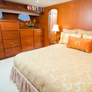 Ocean Pearl - Guest Cabin