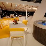 Ocean Pearl - Flybridge