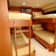 Ocean Pearl - Twin Cabin