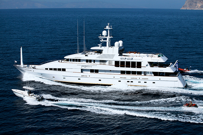 Yacht Pegasus
