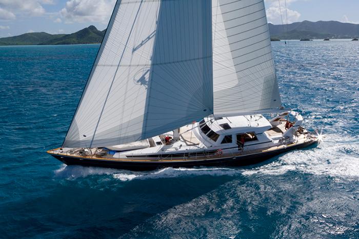 Yacht Ree