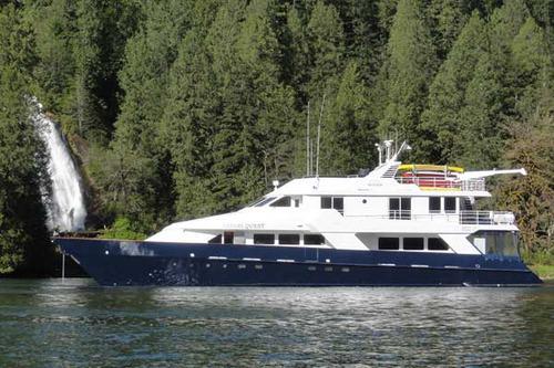 Safari Quest yacht
