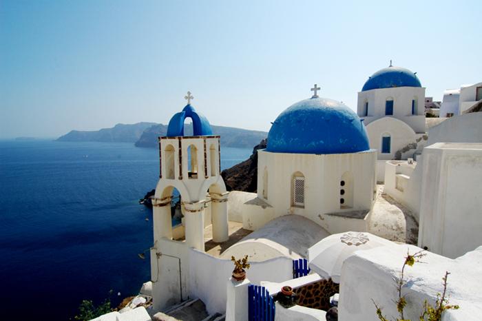 Santorini Greece yacht charters