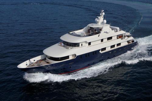 Yacht Serenity II