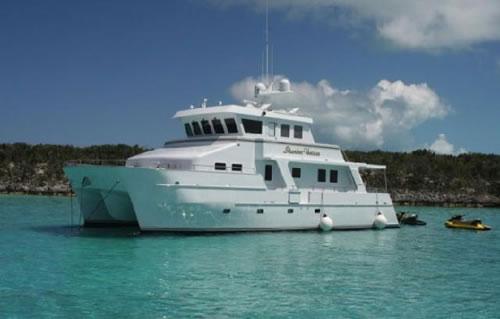 Yacht Slumber Venture
