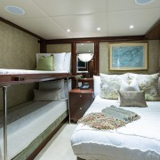 Starship doule cabin with pullman