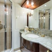 Starship guest bathroom
