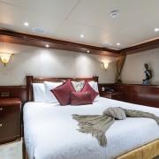 Starship guest cabin