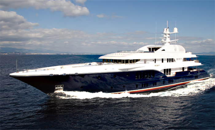 Yacht Sycara V