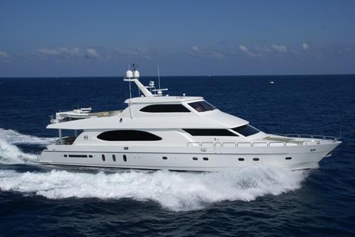 Yacht Tigers Eye