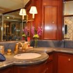 True North master bathroom