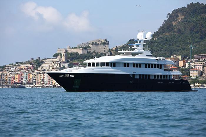 Yacht Zaliv III